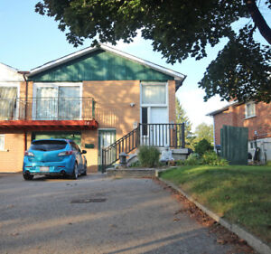 FOR RENT 1 BEDROOM, 1 WASHROOM BRAMPTON CENTRAL PARK $1300 Incl