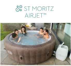 Lay Z Spa St Moritz AirJet 2021 Brand New
