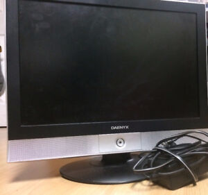 Dynex 19 inch LCD TV/PC screen (12V)
