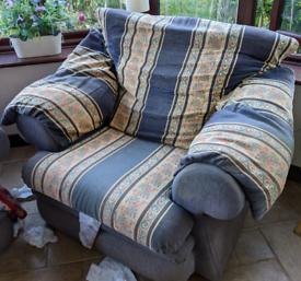 Arm Chair - 2 Available