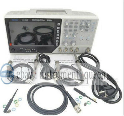 Dso4202c Digital Oscilloscope Arbitraryfunction Waveform Generator 1gss Hantek