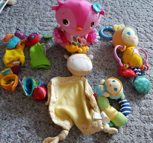 Baby Girl Toy lot
