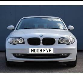 2008 Bmw 1 series 118d Se full service history 1.9 5 doors M sport seats hpi clear