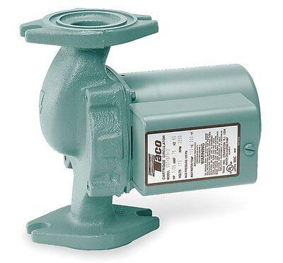 Taco Hot Water Circulator Pump Model 009-f5 115v
