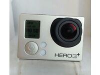 GoPro Hero 3 + Silver Edition 10.0 MP Action Camera