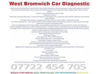 Full Car Diagnostic Engine Gearbox Dashboard Ecu Dpf Egr Air Bag Lights