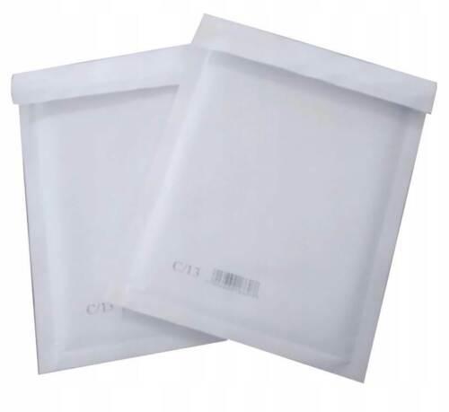 Luftpolstertaschen Versandtaschen Luftpolster Tasche Umschlag Brief Weiß Versand