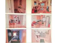 1 bed room flat. Fully furnished.