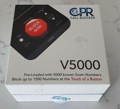 Call Blocker Block Robocalls Landline Political Calls Scam Calls CPR V5000
