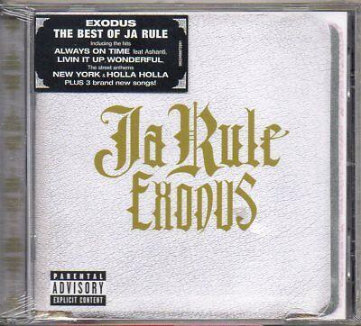 JA RULE - EXODUS - THE BEST OF - CD (NUOVO (Ja Rule Best Of Ja Rule)