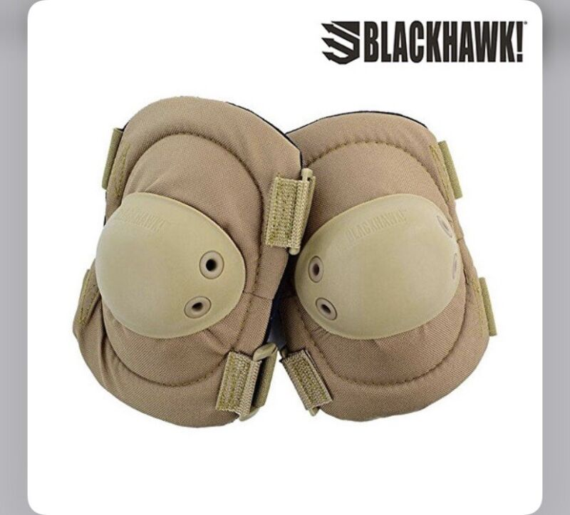 Lot Of 25 Pairs - BLACKHAWK TACTICAL V.2 ELBOW PADS with Mesh Bags NEW