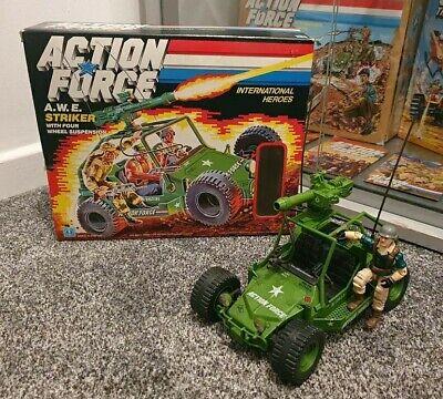 Vintage Action Force Gi Joe