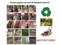Fisher's Garden services & Rubbish removal