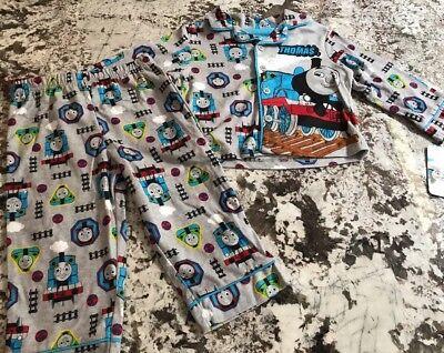 NWT TODDLER BOY THOMAS THE TRAIN PAJAMA SET SIZE 2T - Toddler Train Pajamas