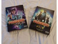 Set of board games (pandemic, dead of winter)