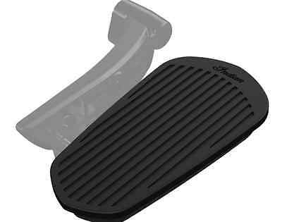 INDIAN MOTORCYCLE STANDARD BLACK PASSENGER FLOORBOARDS 2014-2017 CHIEF MODELS
