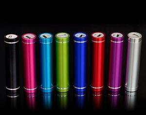 Power Bank External Portable 2600 mAh Battery Charger For iPhone ipod touch nano