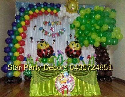 Kids Birthdayday Party decors