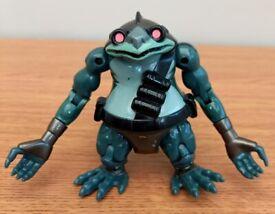 2011 Thundercats Lizard Cannon figure