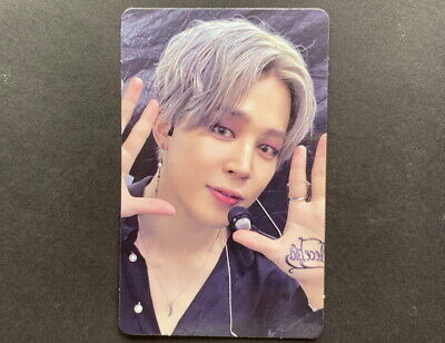 BTS-MAP OF THE SOUL ON:E DVD OFFICIAL PHOTO CARD JIMIN
