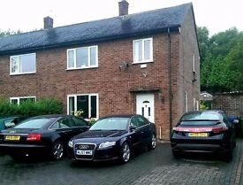 BEAUTIFUL 3 BEDROOM SEMI-DETACHED HOUSE (WITH CONSERVATORY)FOR RENT IN PRESTWICH MANCHESTER