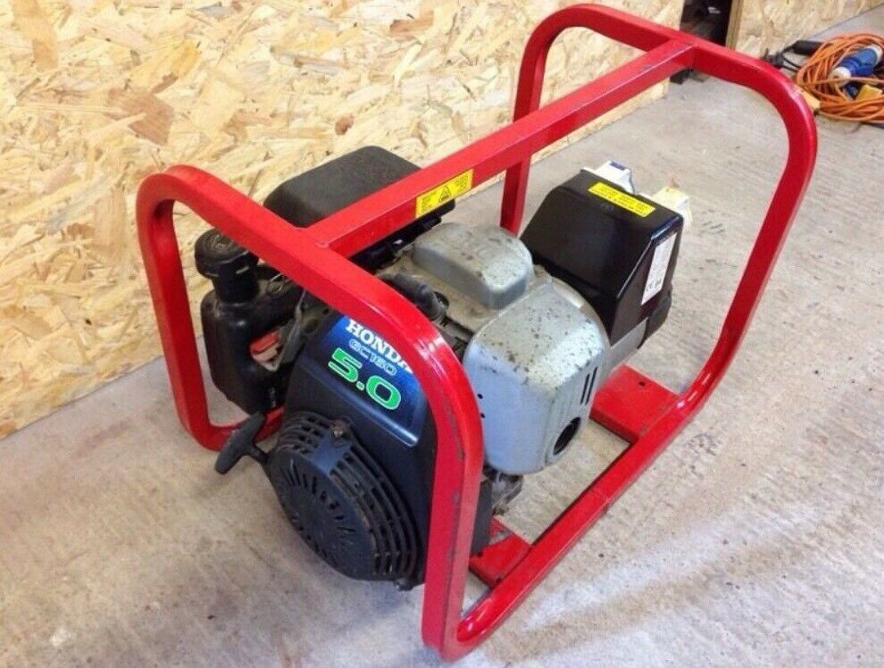 Honda GC160 2 0kW generator 240/110 outputs | in Inverness, Highland |  Gumtree