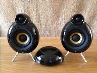 Scandyna Micropod speakers & dock