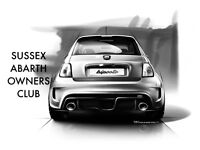 'Sussex Abarth Owners Club' - Now live on Facebook!