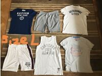 Men's Clothes - Abercrombie & Fitch, Hollister, Superdry...