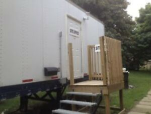 48' Office Trailers