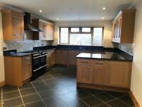 Oak framed kitchen (+ optional granite tops) for sale  Tower Hamlets, London