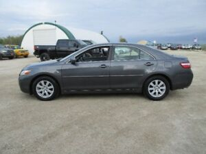 2007 Toyota Camry V6 XLE Leather Sunroof