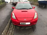 Celica for sale or swap