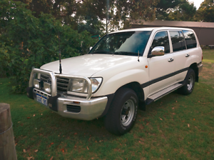 2005 Toyota LandCruiser 8 Seater 100 Series (HZJ105R) Wagon Albany Albany Area Preview