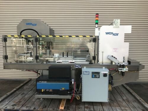 WEXXAR DELTA 3 Automatic Tray Former with Nordson Glue System