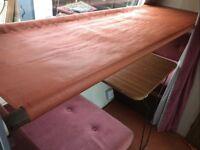 Caravan / Campervan bunk bed