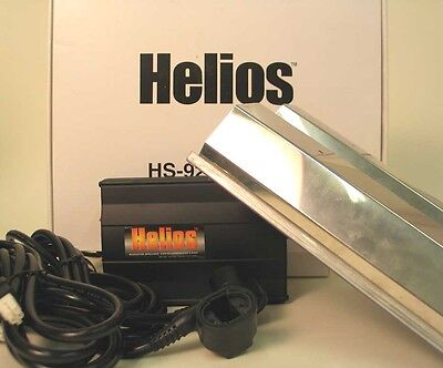 (18Wx2 Aquarium PC Lighting Retrofit, Ballast, Reflector)