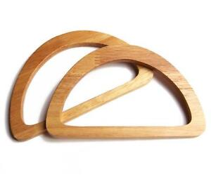 Wooden Bag Handles