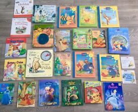 20 + Winnie the Pooh / Disney books £8 for all