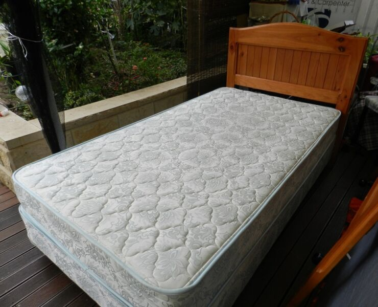Ensemble king single images for Single bed base