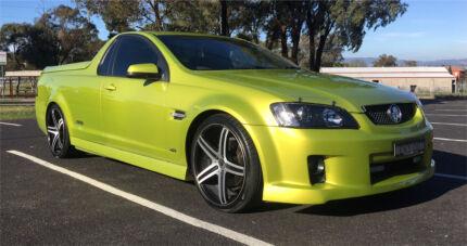 Ve Holden ute 2008