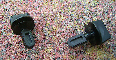 5-stück Gepäck (Klammer Clips 5 Stück Clip Verschluss Verkleidung BMW 3er E30 E36 E90 E91 E92)