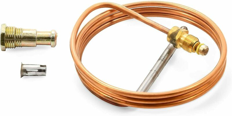 Camco Thermocouple Kit Fits For Standard Rv Lp Gas Water Heater 09333 36 Inch