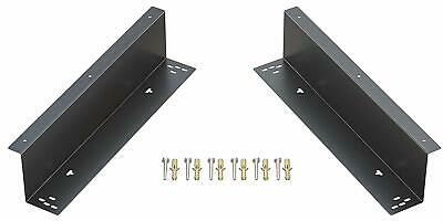 Skywin Under Counter Mounting Brackets For Cash Drawer - Heavy Duty Steel