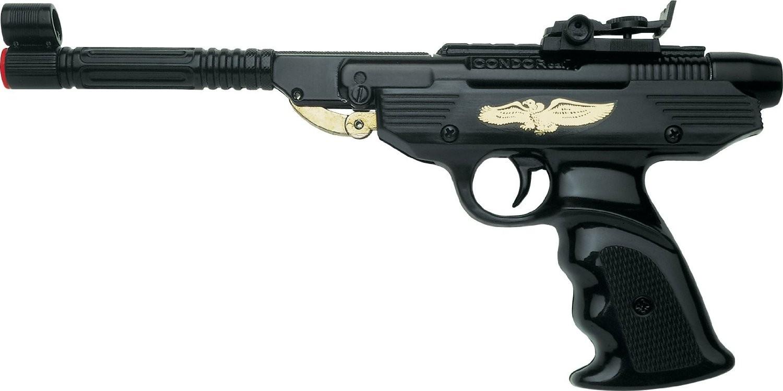 Pistola GIOCATTOLO Super Condor Aria Compressa Calibro 7 mm + 200 PALLINI