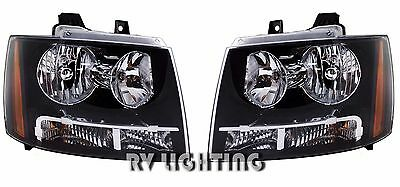 TIFFIN ALLEGRO BUS 2004 2005 2006 PAIR HEADLIGHT HEAD LIGHT LAMP - SET