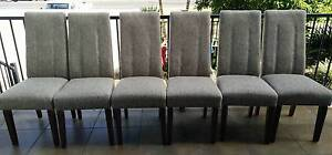 6x Harvey Norman dining chairs Cairns North Cairns City Preview