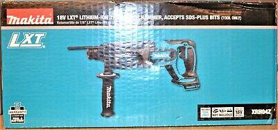 Makita Xrh04z 18v Lxt Li-ion Cordless 78 Rotary Hammer - Tool Only