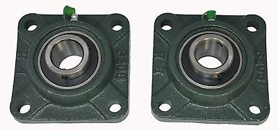 Ucf205-16 1 Square 4 Bolt Flange Block Mounted Bearing Unit Qty. 2