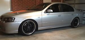04 xr8 manual 5spd. 118000 kms. Swap 4x4 SUV Perth Perth City Area Preview